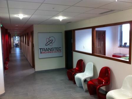 Transtec Machines-Outils est installé à Beaucouzé - Angers