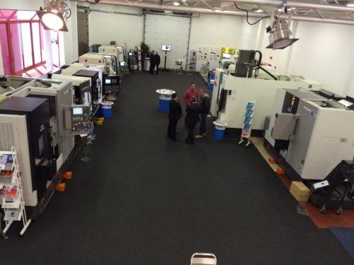 Machines-outils importée par Transtecmo