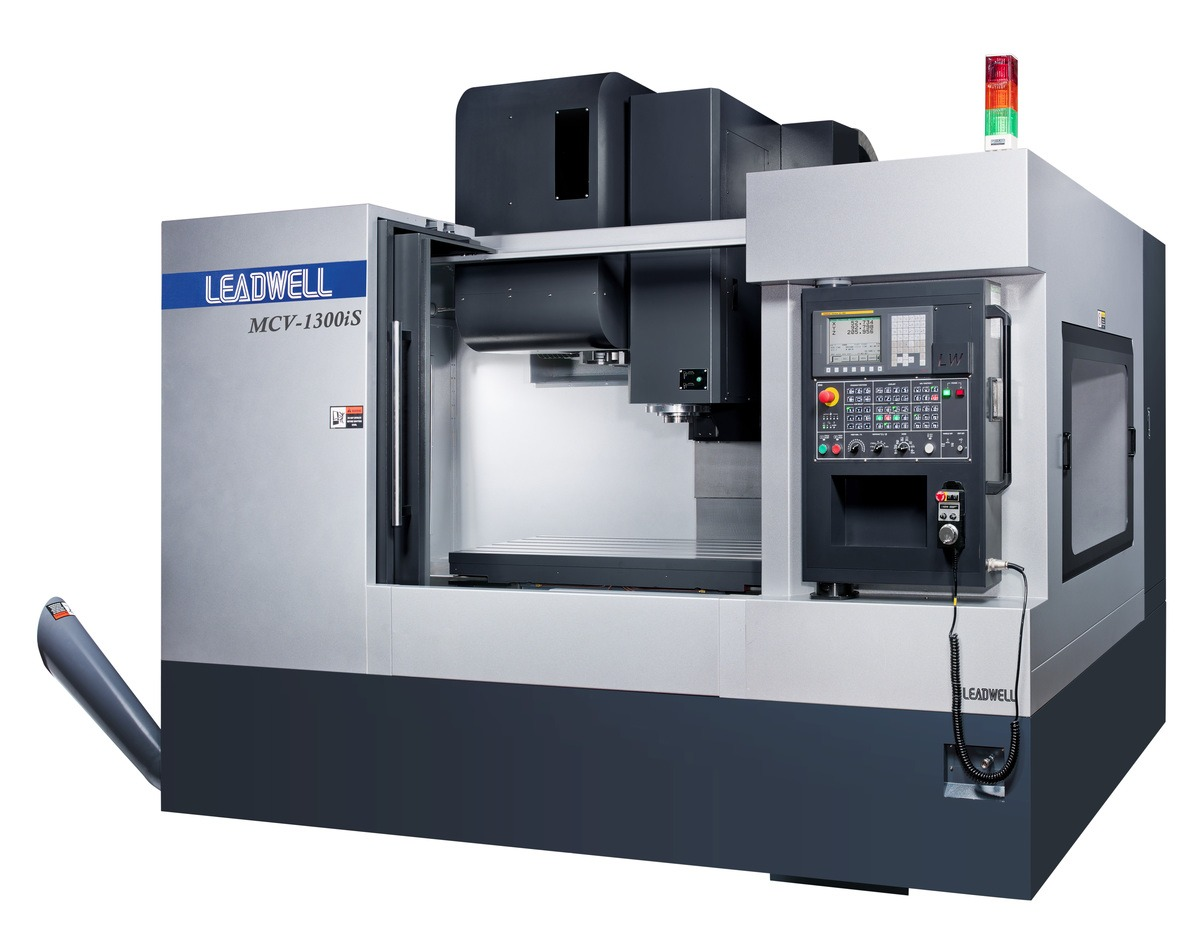 Centre d'usinage vertical Leadwell MCV-1300iS par TRANSTEC MACHINES OUTILS