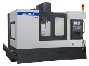 Centres Verticaux LEADWELL V50L Transtec Machines Outils