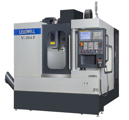 Centres Verticaux LEADWELL V30iF/iR Transtec Machines Outils