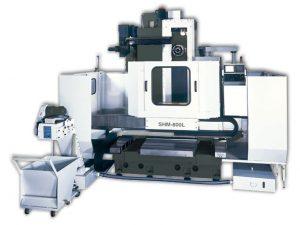 Aléseuses CN LEADWELL BMH 800/800L Transtec Machines Outils