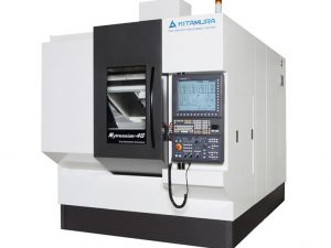 Centre Vertical 5 Axes KITAMURA Mytrunnion 4G Transtec Machines Outils