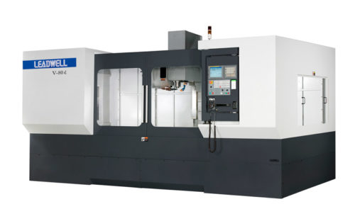 Centres Verticaux LEADWELL V80i Transtec Machines Outils