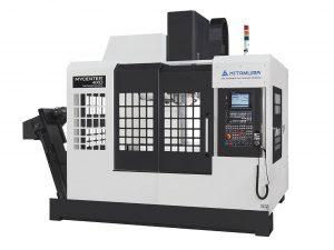 Centres Verticaux KITAMURA MyCenter 4XD BT40 ou BT50 Transtec Machines Outils