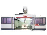 Fraisage à portique 5 axes SNK HGM-3500 Transtec Machines Outils