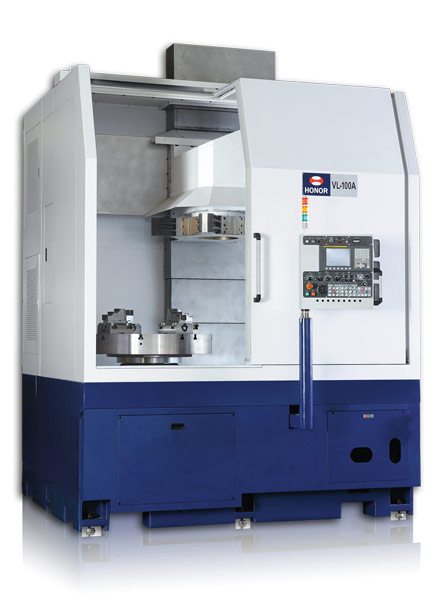 Tours verticaux High Speed HONOR SEIKI VL-100A / 100M Transtec Machines Outils