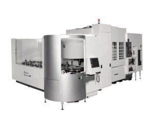 Centres Horizontaux 5 axes KITAMURA SUPERCELL 400G Transtec Machines Outils