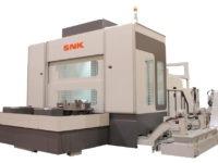 Centres Horizontaux 5 axes SNK CMV-150-150T Transtec Machines Outils