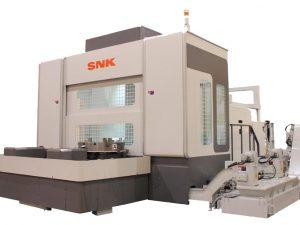Centres Horizontaux 5 axes SNK CMV-100-100T Transtec Machines Outils