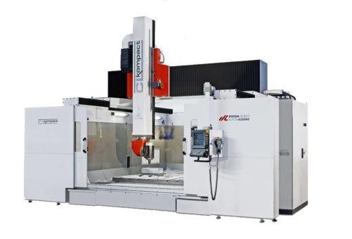 Fraisage pour matériaux tendres SYSTEM ROBOT CL KOMPACT Transtec Machines Outils