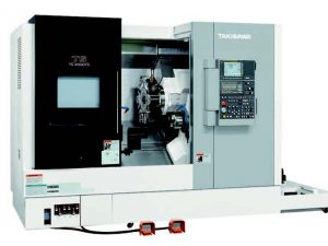 Tours bi broches axe Y TAKISAWA TS-4000YS Transtec Machines Outils