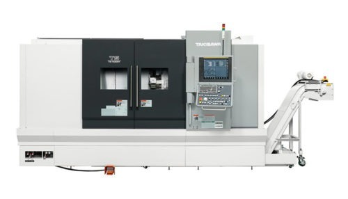 Tours bi broches axe Y TAKISAWA TS-5000YS Transtec Machines Outils