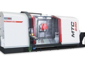 Tour Fraiseur - Tour Multifonctions MAS MTC 630S-630T Transtec Machines Outils