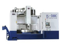 Tours Verticaux Heavy Duty HONOR SEIKI VL-500C-500CM Transtec Machines Outils