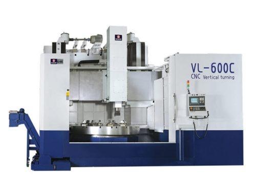 Tours Verticaux Heavy Duty HONOR SEIKI VL-600C-600CM Transtec Machines Outils
