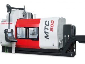 Tour Fraiseur - Tour Multifonctions MAS MTC 500S-500T Transtec Machines Outils