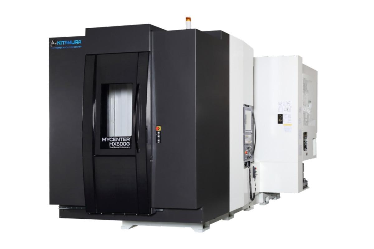 Centre d'usinage horizontal KITAMURA HX800G