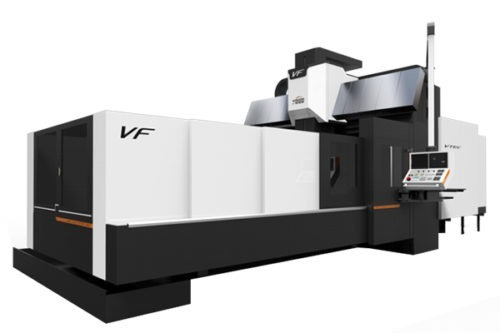 Fraisage à portique VISIONWIDE VF Transtec Machines Outils