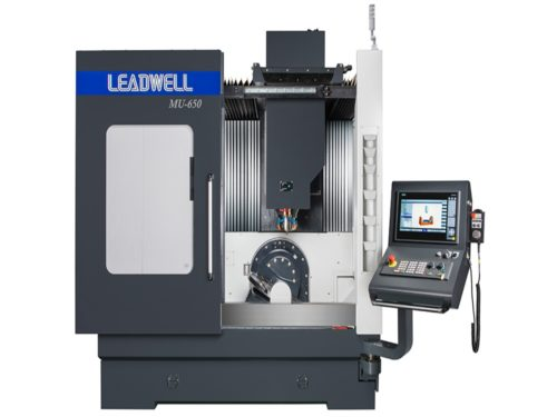 Centre Vertical 5 Axes LEADWELL MU-650 Transtec Machines Outils