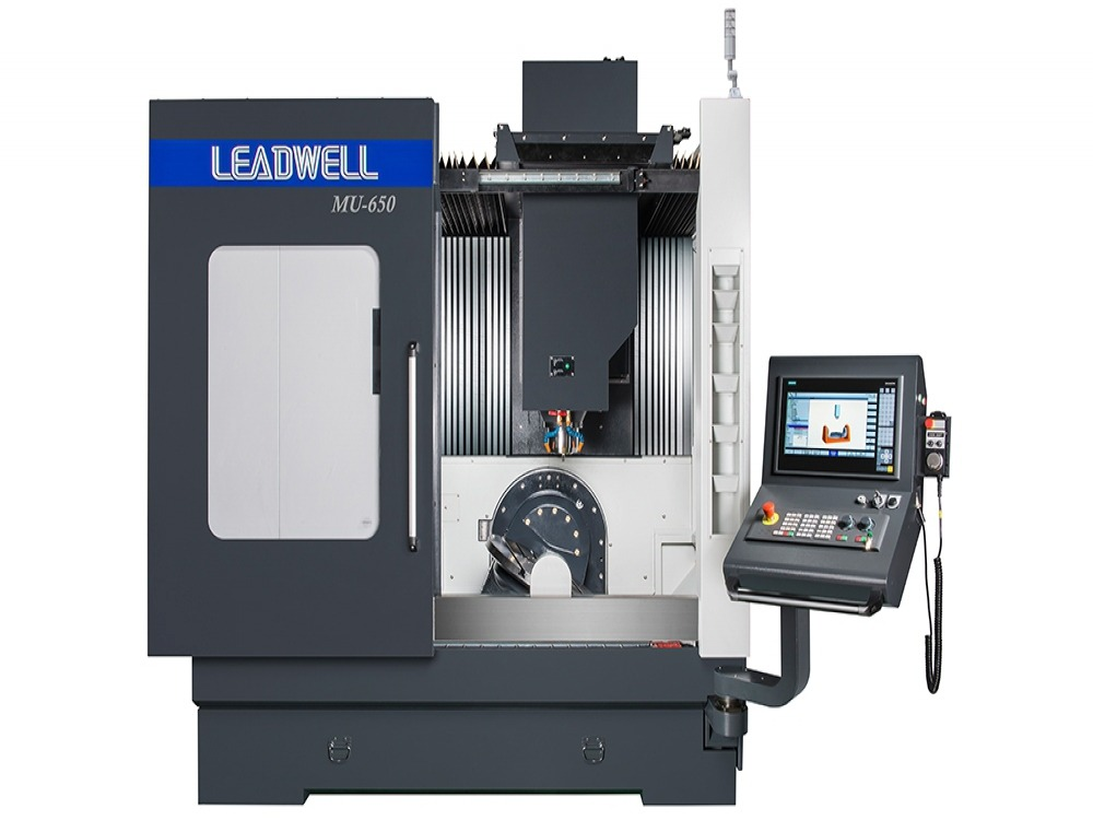 Centre d'usinage vertical 5 axes Leadwell MU-650