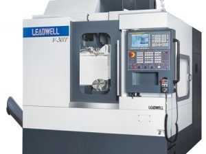 Centre Vertical 5 Axes LEADWELL V32iT Transtec Machines Outils