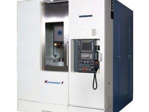 Centre Vertical 5 Axes KITAMURA MyTrunnion 1 Transtec Machines Outils