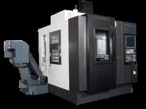 Centre Vertical Rotopalette KITAMURA MyCenter 3XiG SPARKCHANGER Transtec Machines Outils