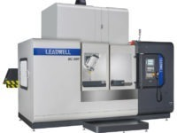 Centre Vertical 5 Axes Pendulaire LEADWELL BC-800 Transtec Machines Outils