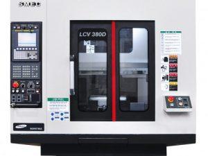 Centre Vertical Rotopalette SMEC LCV-400D Transtec Machines Outils