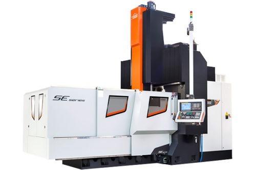 Centre d'usinage à portique VISION WIDE Série SE-1612 à 3118 Transtec Machines Outils