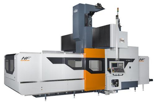Centre d'usinage à portique VISION WIDE Série NF-2223 à 10223 Transtec Machines Outils