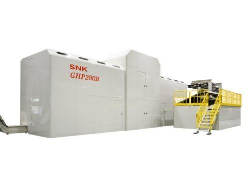 Centres Horizontaux 5 axes SNK GHP-200B Transtec Machines Outils