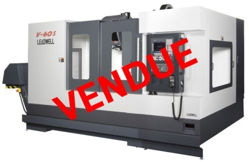 Centres Verticaux LEADWELL V60S Transtec Machines Outils