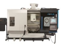 Centre Vertical 5 Axes AXILE G6 Transtec Machines Outils