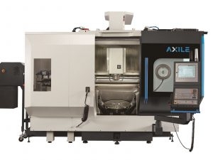 Centre Vertical 5 Axes AXILE G6 Transtec Machines Outils