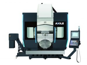 Centre Vertical 5 Axes AXILE G8 Transtec Machines Outils