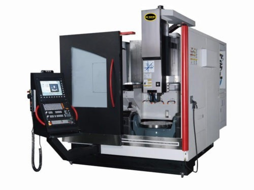 Centre Vertical 5 Axes HI SEIKI MCU-5X Transtec Machines Outils