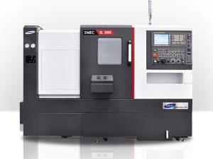 Tours Monobroche avec Outils Motorisés SMEC - SAMSUNG SL-2000AM/BM Transtec Machines Outils
